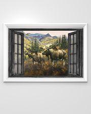 Deer 35 36x24 Poster poster-landscape-36x24-lifestyle-02