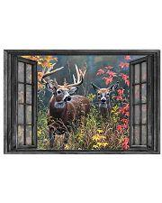 Deer 3 36x24 Poster front