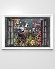 Deer 3 36x24 Poster poster-landscape-36x24-lifestyle-02