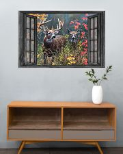 Deer 3 36x24 Poster poster-landscape-36x24-lifestyle-21