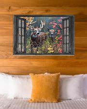 Deer 3 36x24 Poster poster-landscape-36x24-lifestyle-23