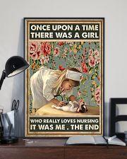 Loves Nursing 11x17 Poster lifestyle-poster-2
