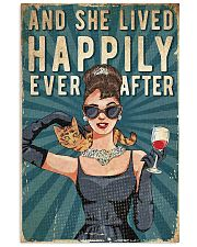 She Lives Happily Ever After 11x17 Poster front