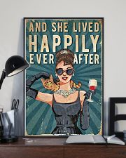 She Lives Happily Ever After 11x17 Poster lifestyle-poster-2