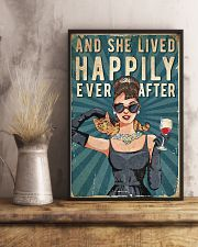 She Lives Happily Ever After 11x17 Poster lifestyle-poster-3