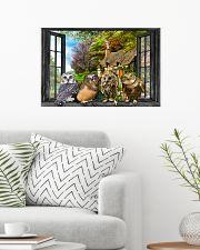 Owl 24x16 Poster poster-landscape-24x16-lifestyle-01