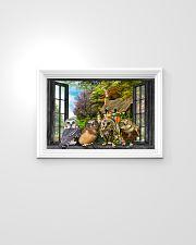 Owl 24x16 Poster poster-landscape-24x16-lifestyle-02