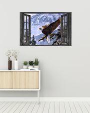Eagle 2 36x24 Poster poster-landscape-36x24-lifestyle-01