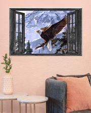 Eagle 2 36x24 Poster poster-landscape-36x24-lifestyle-18
