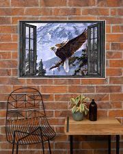 Eagle 2 36x24 Poster poster-landscape-36x24-lifestyle-20