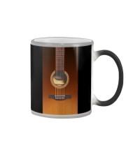 Classic Guitar Color Changing Mug tile