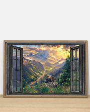 Bear 8 36x24 Poster poster-landscape-36x24-lifestyle-03