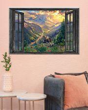 Bear 8 36x24 Poster poster-landscape-36x24-lifestyle-18
