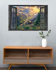 Bear 8 36x24 Poster poster-landscape-36x24-lifestyle-21