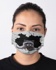 Racoon Crack Cloth face mask aos-face-mask-lifestyle-01