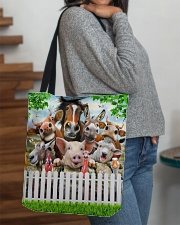 Happy Farm All-over Tote aos-all-over-tote-lifestyle-front-09