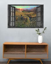 Deer 14 36x24 Poster poster-landscape-36x24-lifestyle-21