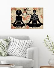 Couple King Queen 24x16 Poster poster-landscape-24x16-lifestyle-01