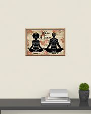 Couple King Queen 24x16 Poster poster-landscape-24x16-lifestyle-09