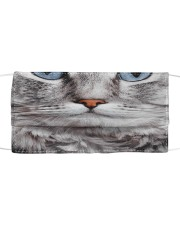 American Shorthair Cloth face mask front