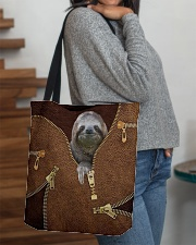Sloth All-over Tote aos-all-over-tote-lifestyle-front-09