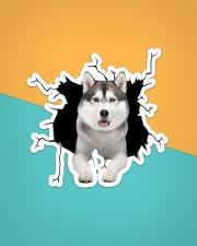 Siberian Huskies Crack Sticker - Single (Vertical) aos-sticker-single-vertical-lifestyle-front-02