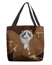 Grumpy Cat All-over Tote back