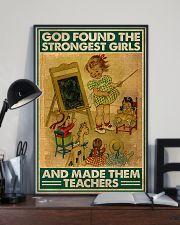 TEACHER 07 11x17 Poster lifestyle-poster-2