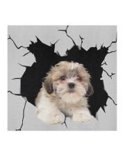Shih Tzu Crack Cloth face mask aos-face-mask-coverlet-lifestyle-front-02