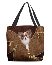 Papillons All-over Tote front