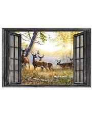 Deer 24x16 Poster front