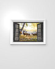Deer 24x16 Poster poster-landscape-24x16-lifestyle-02