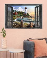 Lighthouse 2 36x24 Poster poster-landscape-36x24-lifestyle-18