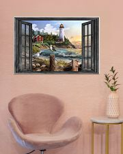 Lighthouse 2 36x24 Poster poster-landscape-36x24-lifestyle-19