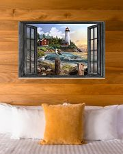 Lighthouse 2 36x24 Poster poster-landscape-36x24-lifestyle-23
