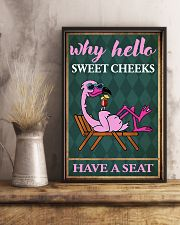 Sweet cheeks 11x17 Poster lifestyle-poster-3
