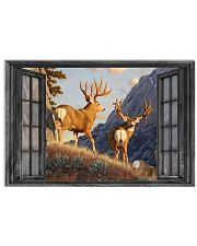 Deer 3 - HA 24x16 Poster front