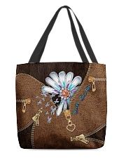 Suicide All-over Tote back