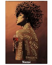 Beautiful enough 16x24 Poster front