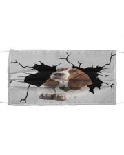 Basset Hounds Crack Mask tile