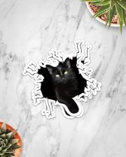 Black Cat Crack Sticker - 4 pack (Vertical) aos-sticker-4-pack-vertical-lifestyle-front-06