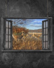 Deer 38 24x16 Poster aos-poster-landscape-24x16-lifestyle-13