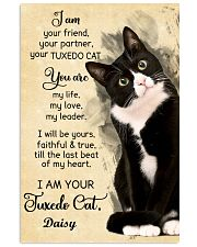 Personalized - I'm Your Tuxedo Cat  11x17 Poster front