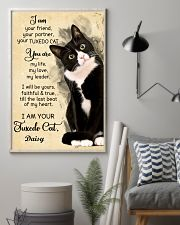 Personalized - I'm Your Tuxedo Cat  11x17 Poster lifestyle-poster-1