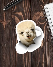 Alpaca Crack Sticker - Single (Vertical) aos-sticker-single-vertical-lifestyle-front-05