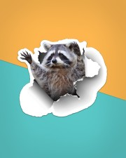 Racoon Crack Sticker - Single (Vertical) aos-sticker-single-vertical-lifestyle-front-02