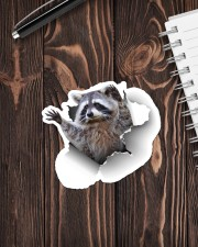 Racoon Crack Sticker - Single (Vertical) aos-sticker-single-vertical-lifestyle-front-05