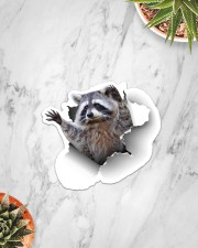 Racoon Crack Sticker - Single (Vertical) aos-sticker-single-vertical-lifestyle-front-06