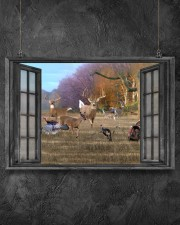 Deer 19 24x16 Poster aos-poster-landscape-24x16-lifestyle-13