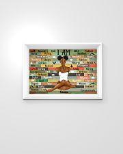 Black queen 5 24x16 Poster poster-landscape-24x16-lifestyle-02